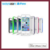MFI Battery Case For iPhone5 5S 2400mah Extended Power No Problem To Support IOS7