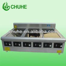 comerciales de cocción por inducción equipo utilizado para restaurante