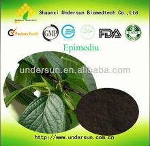 Enhance sexual functions Epimedium Extract 10%-80%