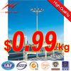 16m high mast light, 400w flood light