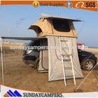 Hard Shell Fibreglass Car Roof Top Tent