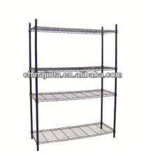 corner wire shelves