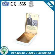 Promotion metal cigarette tin case
