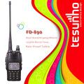 Feidaxin fd-890 china großhandel fm radio 5w Amateur walkie- talkie für die Polizei