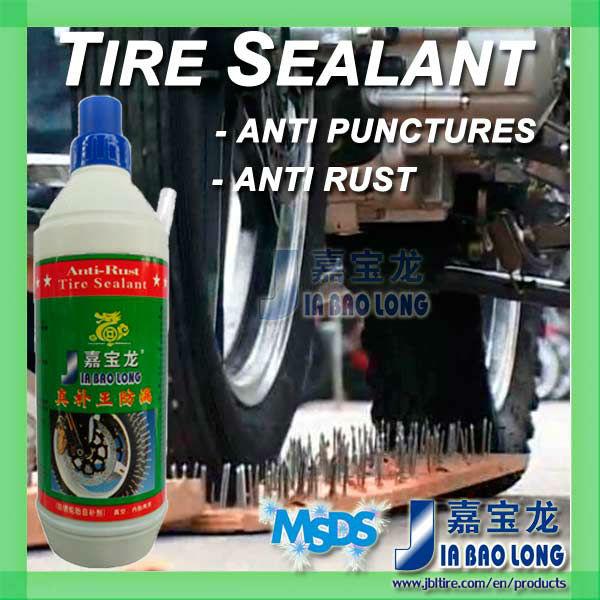 Anti Rust Tire Sealant & Tyre Puncture Sealant