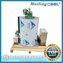 Sea water flake ice machine 0.5T-8Tons / marine ice machine & brine ice machine