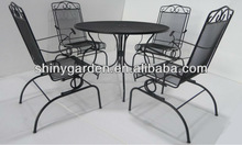 Outdoor Mesh Metal Garden,steel mesh patio furniture