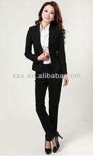 Fashion suits for women/2013 women formal suit