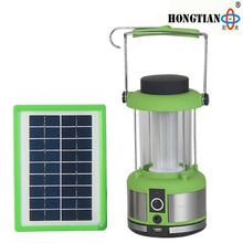 portable solar led camping light solar lantern