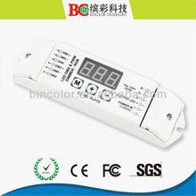 DC12V-24V DMX512 constant voltage led rgb dmx controller