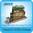 On sales!!!solvent printer spectra polaris 512/35pl print head