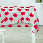 cheap clear soft plastic tablecloth 137cm / clear pvc tablecloths / clear pvc table cover roll
