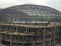 verzinkte stahlkonstruktion rahmen gewächshaus