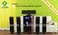 Design elegante 5.1 alto-falantes subwoofer caixas
