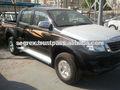 2014 - 2015 modelo Toyota Hilux 2.7 gasolina, 4 x 4, Dc carro exportação de Dubai
