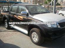 2014 - 2015 model Toyota Hilux 2.7 Petrol, 4x4, DC export car from Dubai