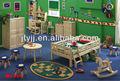 Bambini letto in legno massello di pino letto singolo(modello: ms118)