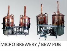 MICRO BREWERY EQUIPMENTS IN INDIA