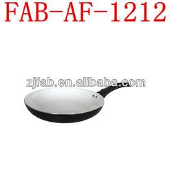 Black Aluminium ceramic special frypan