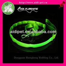 LED chain leads led dog collar&leash