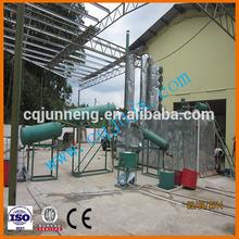 JNC crude oil refinery plant