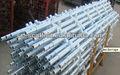 galvanizado kwikstage andamios estándar