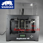 2014 new version!!! 3d printer dual extruder 3d printing Duplicator4s popularize