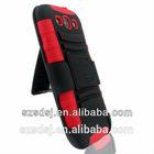 Heavy duty belt clip holster kickstand silicone case samsung galaxy s3 i9300