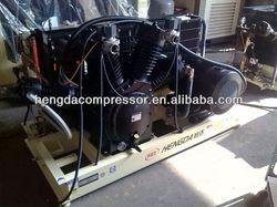 High Pressure tubeless tire sealant with air compressor compressor 140CFM 580PSI 60HP