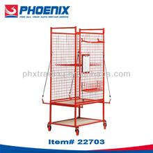 22703 Automotive Displayed Parts Cart