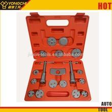 18pcs auto brake caliper piston tool kit