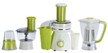 8 in 1 multi-fuctions household electronic food processor with meat grinder with 1500ml capacity and european certificates