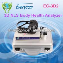 Full Body Health Composition Analysis 3D Health Analyzer For Clinics