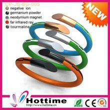 Negative Ion Magnetic Dangle Charm Bracelets