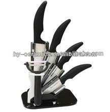 High Quality sharp Japanese ceramic knife set