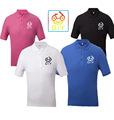 Billige v-ausschnitt werbe-t-shirt polo-