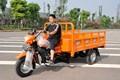 200cc senda carga triciclo motocicleta com caixa de carga para a venda quente