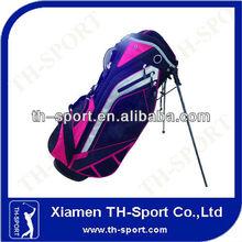 wholesale oem nylon made golf stand bag
