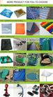 waterproof tarp fabric plastic tarpaulins,blue ready-made heated tarp sheets