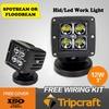 Promotion OFFROAD LED Work Light Bar SUV Track Bus Work Lamp