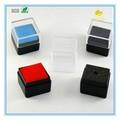 30*30*22mm casamento jóias, embalagem caixa de presente de casamento caixa de embalagem