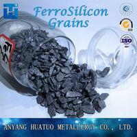 FeSi 75% inoculant used in spheroidal graphite cast iron