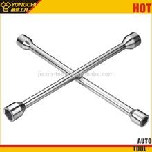 """14"""" cross rim wheel socket wrench for tire repair tool"""