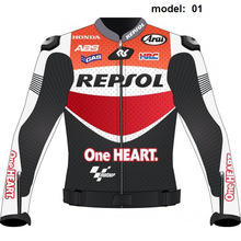 Valentino Rossi Leather Motorbike Jacket