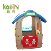 Plastic Doll House Cubby Houses From WenZhou For Kids Play