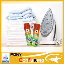 ConfuKING ironing liquid starch spray