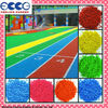1-4mm Wet Pour EPDM rubber granules for gym ,playground surface,kindergartens-FL-G-V-13121301