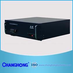 48v lifepo4 Battery system for Mobile Communication Base Station with BMS