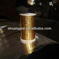 M- di tipo laser oro metallizzato filati per maglieria