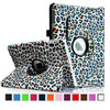 High Quality Luxury PU Leather for ipad cover, with 360 Rotation for iPad Case